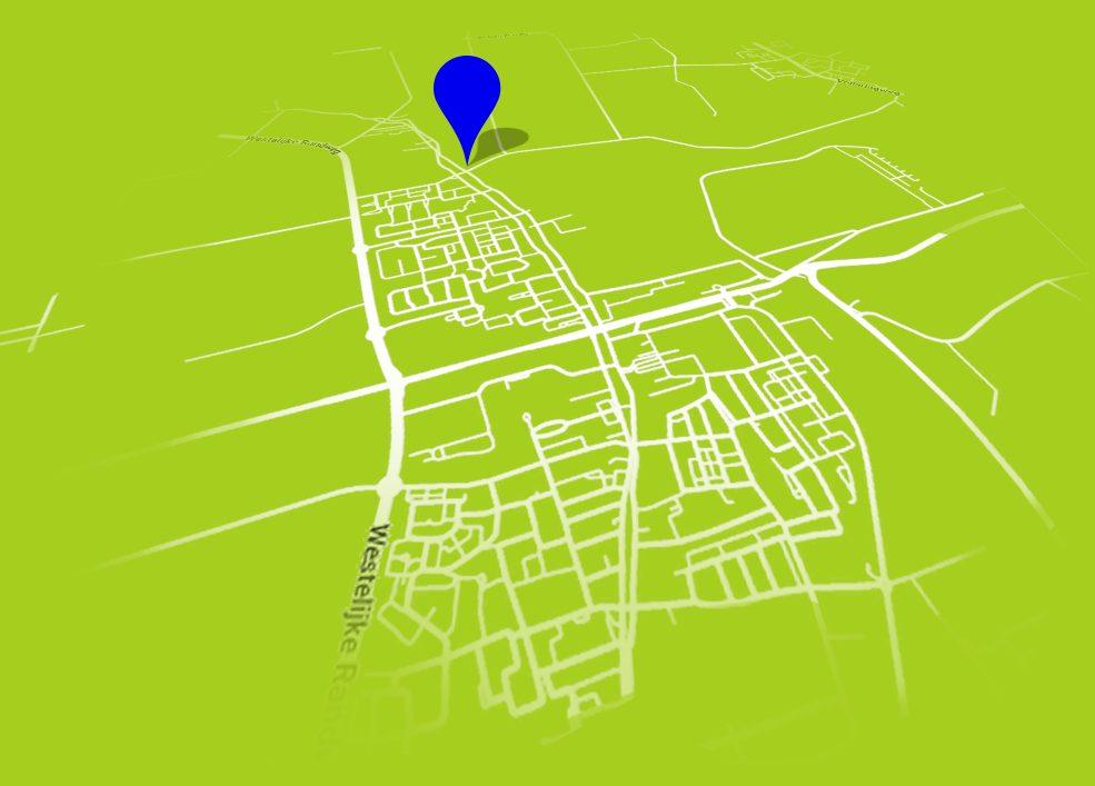 Nieuwkarspel Locatie