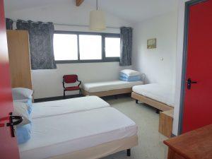 Slaapkamer midden